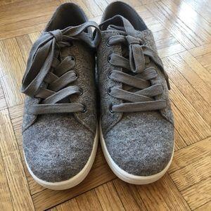 Eileen Fisher Clifton 3 Wool Grey Sneaker